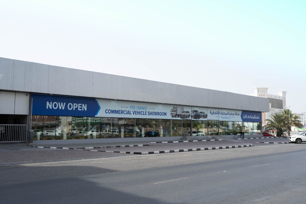 Image for Al-Futtaim Automotive Opens First-Of-Its-Kind Showroom For Pre-Owned Light Commercial Ve-hicles